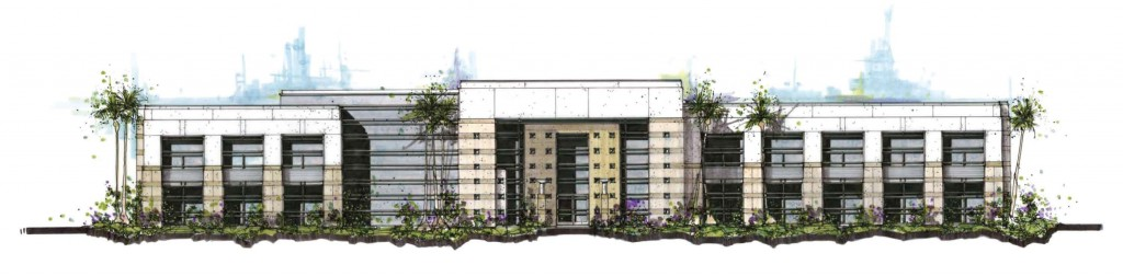 The Sequoia Medical Center is expected to be completed by July 2014.