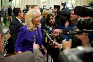 Assembly Republican Leader Connie Conway