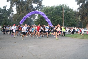 The 2012 Justice Run welcomed over 400 participants and raised $12,000.
