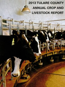 Crop Report Cover