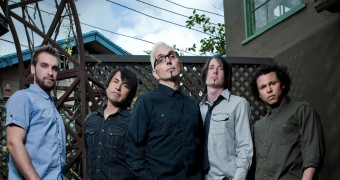 Everclear (with Art Alexakis in the center)
