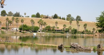 Costa's Twin Lakes Resort, the future site of Sierra Care at the Lake