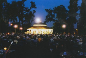 The Tulare County Symphony's annual Pops concert at Zumwalt Park in Tulare has become a popular event.