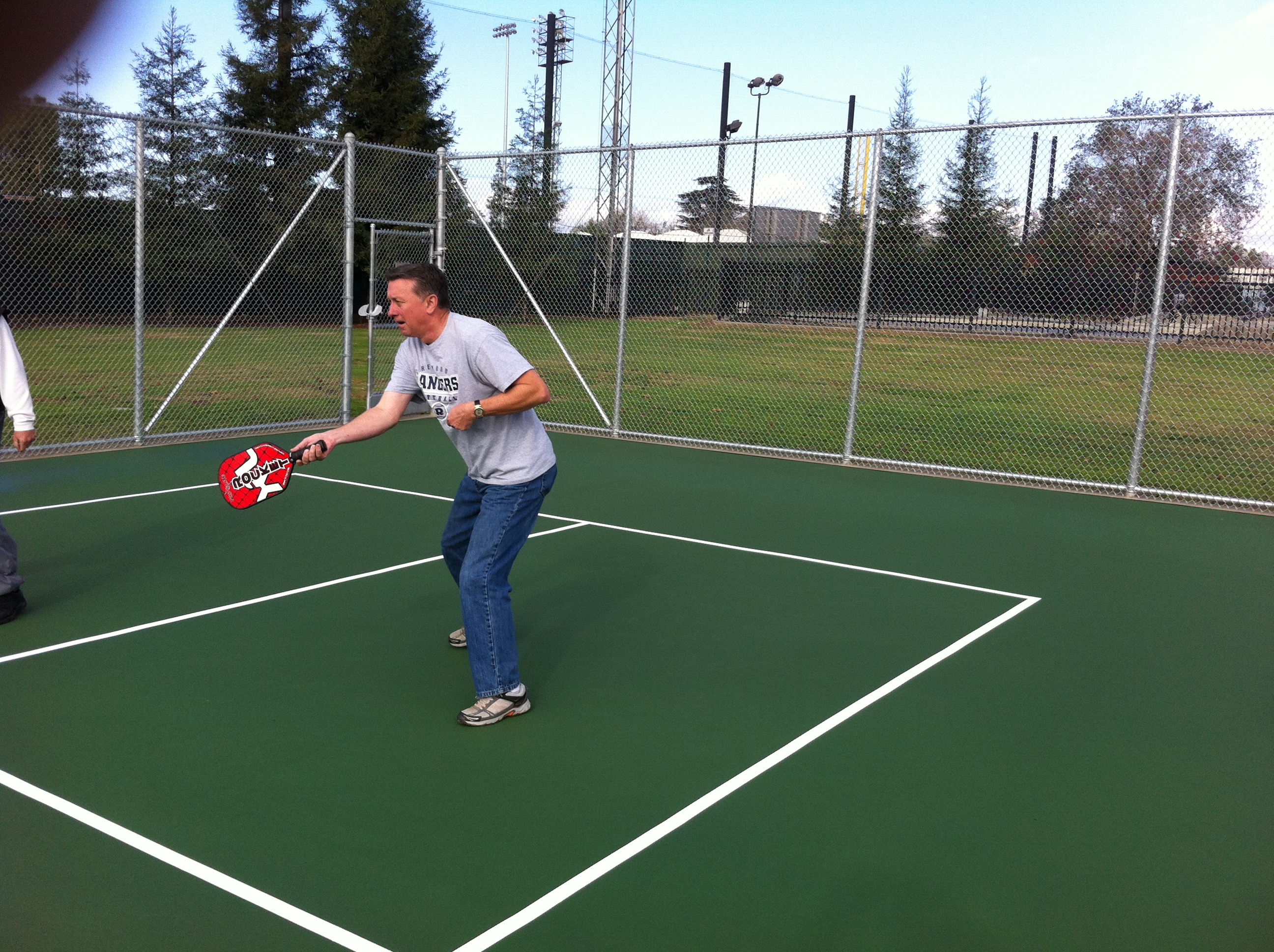 City Of Visalia Opens New Pickleball Courts Valley Voice