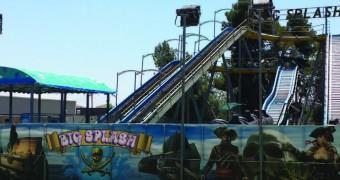 "The ""Big Splash"" ride will return this year."