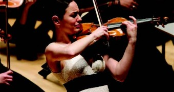 Francesca dePascuale. © The Philadelphia Youth Orchestra