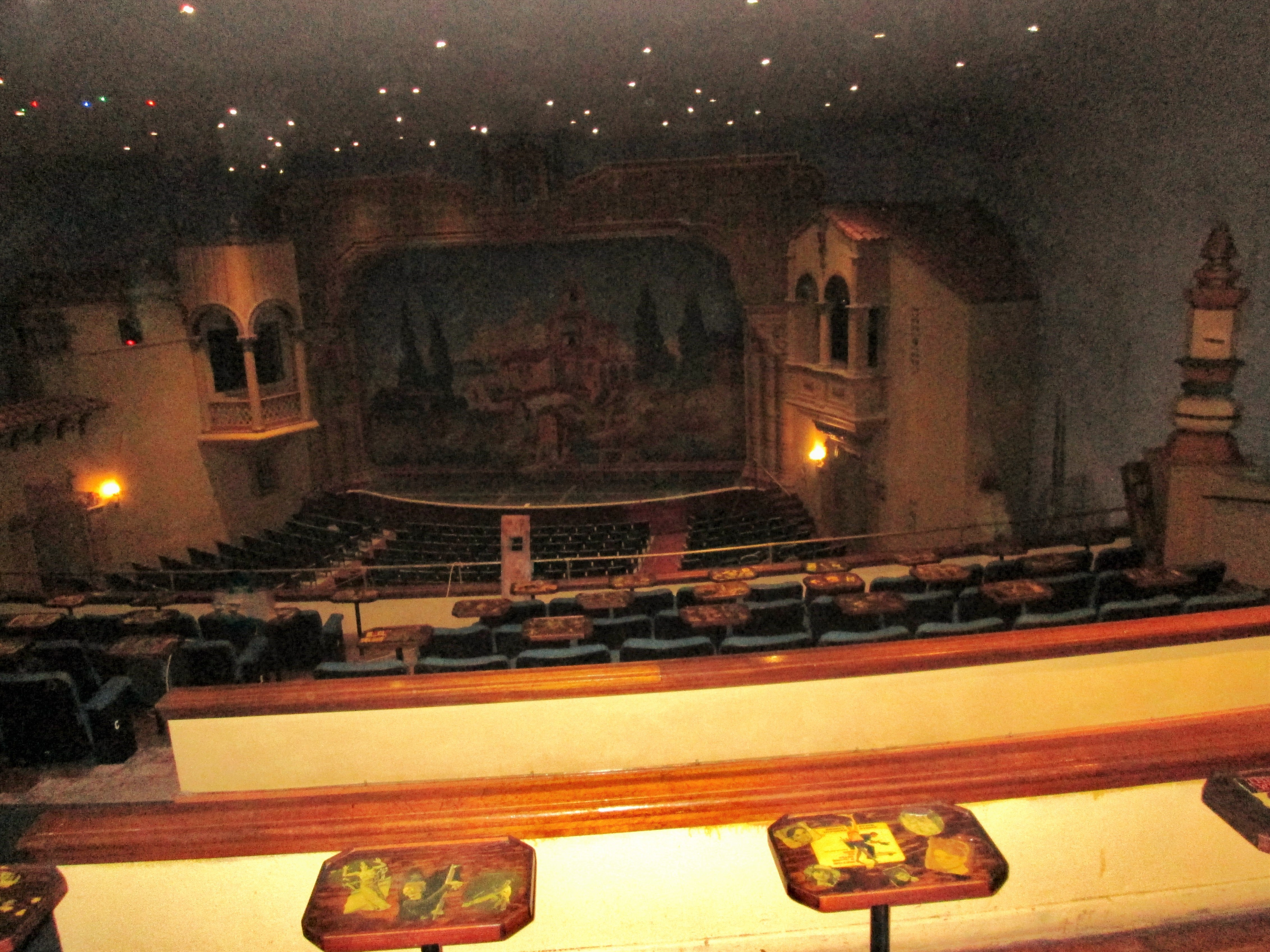 Historic Hanford Fox Theater Almost Ready To Rock Again