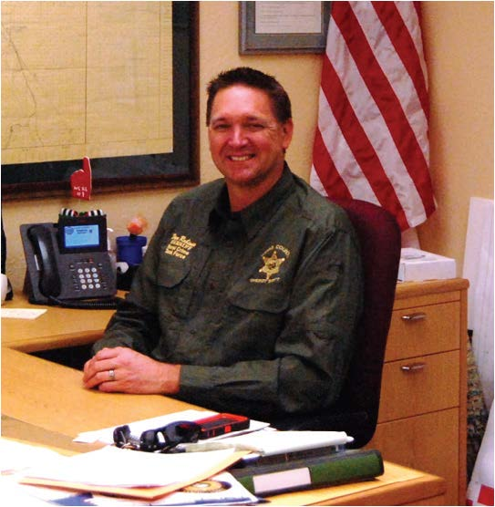 2e7d74f41 Kings County Sheriff Dave Robinson - Valley Voice